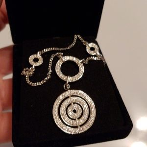 Zarcone Necklace 18 inches plus extra links
